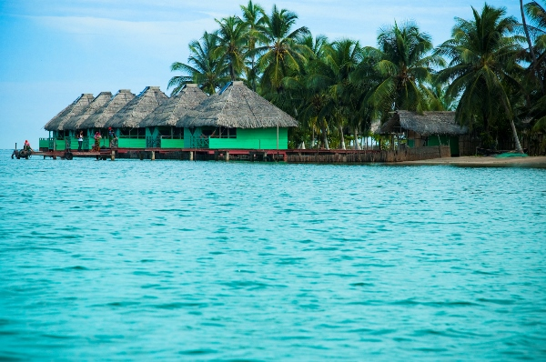 Akwadup Lodge Is One Of The Most Comfortable Options To Stay On San Blas Islands Ious Bungalows Are Built Over Sea For You